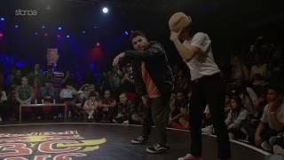 Angyil × Ynot vs Kannon × Wonda – BC ONE USA 2v2 Popping / Breaking TOP8