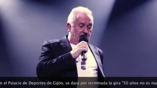 El próximo sábado 4 de junio de 2016 en el Palacio de los deportes de Gijón, el cantante Asturiano V