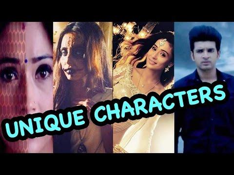 TV actors playing unique actors!