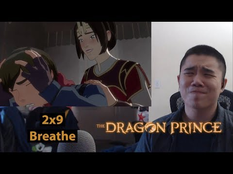 The Dragon Prince Season 2 Episode 9- Breathe Reaction and Discussion!