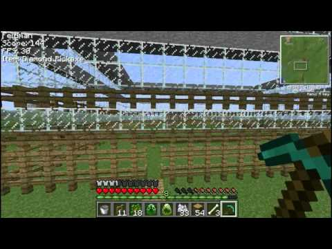 Jedziemy z Minecraft - Epizod 14 (Park Dinozaurów i Pogrzeb :O)