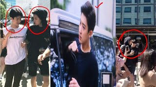 """Video 170915 #EXO on the way to Music Bank"""" these two always together #SUHO #BAEKHYUN#CHANYEOL #DO#SEHUN MP3, 3GP, MP4, WEBM, AVI, FLV Desember 2017"""
