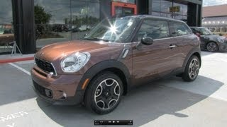 2013 MINI Cooper S Paceman Start Up, Exhaust, And In Depth Review