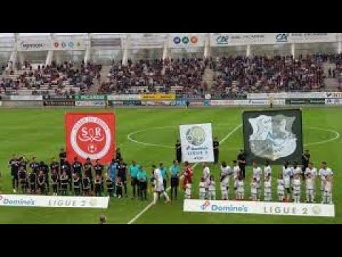 Amiens sc la montée en ligue 1 avant match + match entier