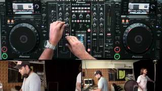Alex Niggemann - Live @ DJsounds Show 2011 (Part 2)