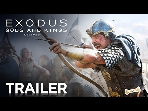 Exodus: Gods and Kings | Official Final Trailer [HD] | 20th Century FOX