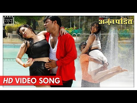 Bhojpuri HD video song Kaise Ae Dil Maani from movie Yodha Arjun Pandit