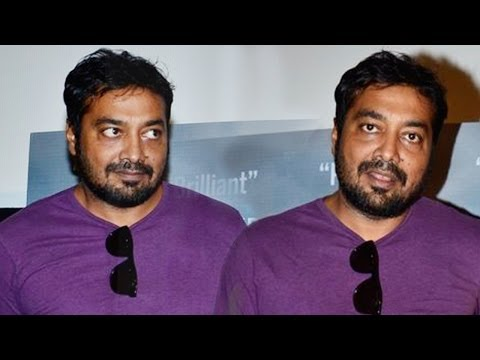Why Is Anurag Kashyap Upset With BJP?