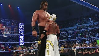 Video Rey Mysterio vs. The Great Khali: SmackDown, May 12, 2006 MP3, 3GP, MP4, WEBM, AVI, FLV November 2017