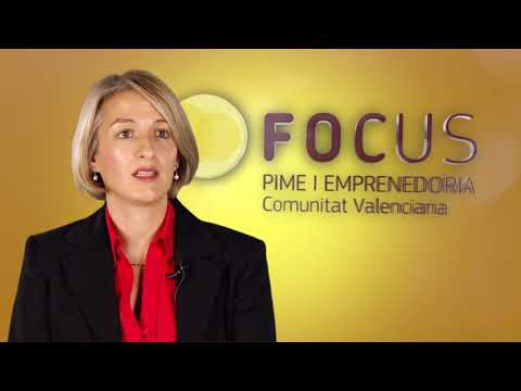 Cristina Jodar de AINIA en #FocusPyme Vega Baja Benejúzar[;;;][;;;]
