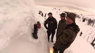 """Soldater på """"anden militær træning"""" i Norge"""