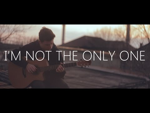 I'm Not The Only One – Sam Smith (fingerstyle guitar cover by Peter Gergely)