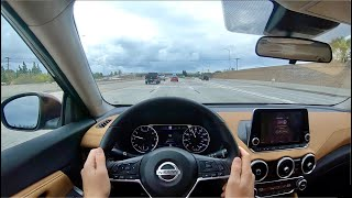 2020 Nissan Sentra SV Premium POV Drive (3D Audio) by MilesPerHr