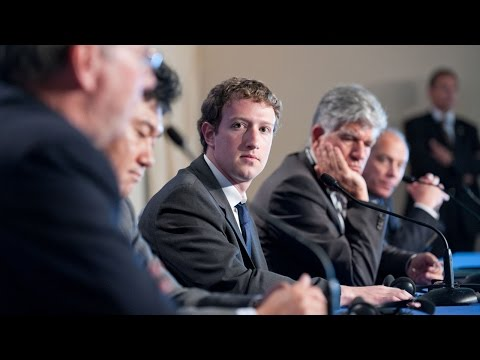 """Mark Zuckerberg Called A """"Dictator"""" By Pirate Bay's Peter Sunde"""