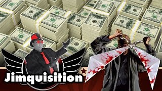 Video The Cost Of Doing Business (The Jimquisition) MP3, 3GP, MP4, WEBM, AVI, FLV Maret 2019