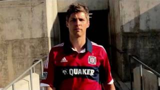 The guys discuss the Chicago Fire's Jersey Sponsorship with Quaker Oats--anyone really have a problem with this? Nyarko wants the US Men's National Team ...