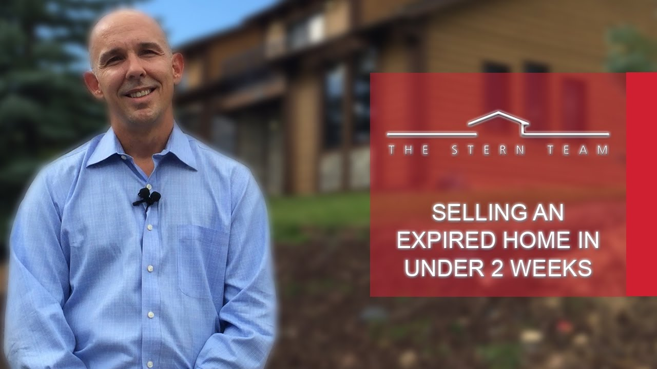 How We Sold an Expired Listing in Less Than 2 Weeks