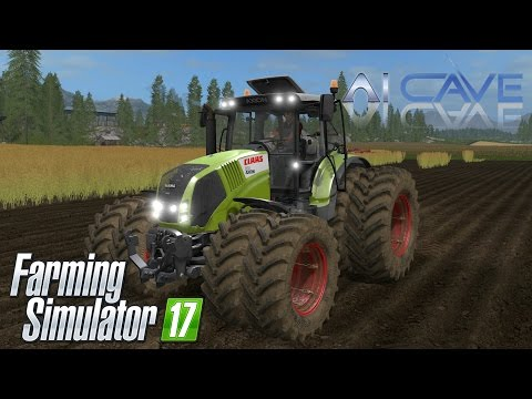 Claas Axion 800 (810, 830, 850) v3.0