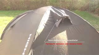 Двухслойная палатка для трекинга High Peak Talos 4