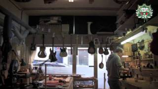 Stijn Kenens – Fabricant de guitares