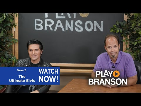 PlayBranson - Episode 10.8.20 - Dean Z - The Ultimate Elvis