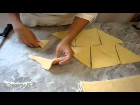 Medialunas Croissant de Manteca y Facturas Segunda Parte