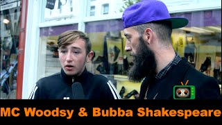 MC Woodsy & Bubba Shakespeare | The Labtv Ireland