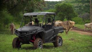 3. HONDA PIONEER 1000 LE Review - Highlight reel