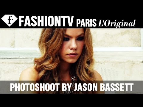 Fashion TV - http://www.FashionTV.com/videos JASON BASSETT - Photographed at a beautiful estate resting on one of Miami's tiny, connecting islands. Model was flown here from Sweden and loved the feeling...