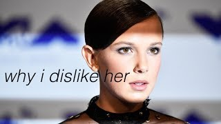 Video why i dislike millie bobby brown MP3, 3GP, MP4, WEBM, AVI, FLV Oktober 2018