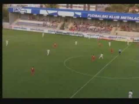 Srbija trijumfovala nad  Makedonijom