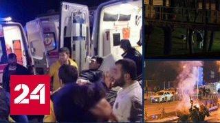 Виктор Надеин-Раевский: взрывы в Стамбуле похожи на дело рук курдов