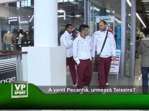 A venit Pecanha, urmează Teixeira?