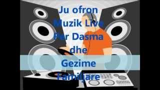 Kenge Popullore Shqip Pipza Live - Dj Labi