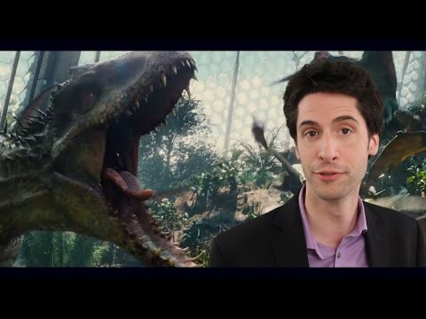 Jurassic World global trailer review