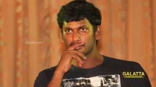 Vishal replaces Karthi