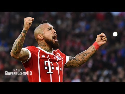 Arturo Vidal with FC Bayern - The Warrior / 2015-2018