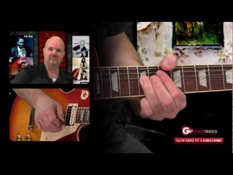 Allman Brothers Style – Lead Guitar – Beginner Blues – Blues Lick – Guitar Tricks