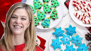 Holiday Butter Cookies As Made By Kelsey Impicciche by Tasty