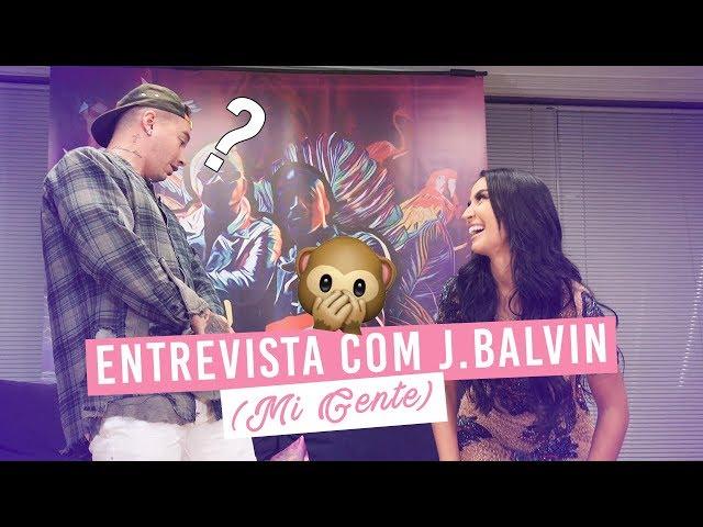 ENSINANDO O QUADRADINHO PARA O J. BALVIN - Boca Rosa