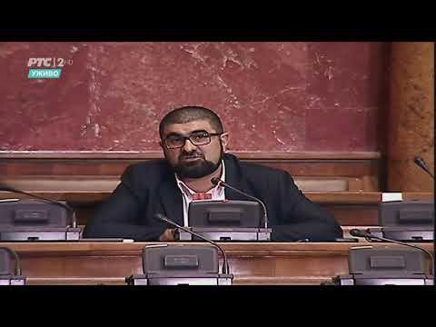 Obraćanje narodnog poslanika dr. Jahje Fehratovića u Skupštini Srbije 14. 05. 2019. god.