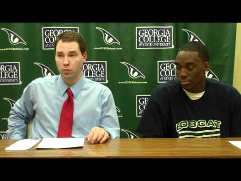 Bobcat Men's Basketball Post-Game Jan. 15
