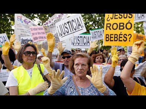 Franco-Diktatur in Spanien: Erster Prozess um Babyraub- ...
