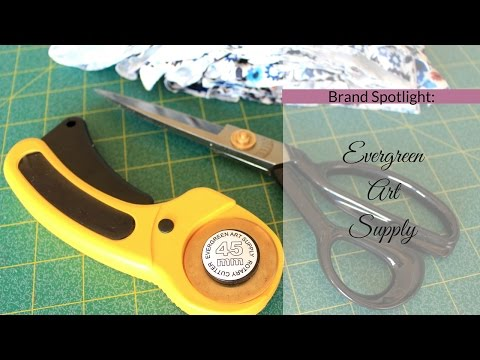 Evergreen Art Supply Cutting Tools Review