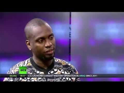 URSS: L'agression de Combattants Jacques Miango continue de faire couler d'encre dans les medias russes. TÉLÉ 24 LIVE