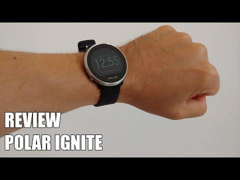 Modelos de uñas - Review Polar Ignite Nuevo Smartwatch GPS 2019