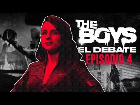 THE BOYS EPSIODIO 4: EL PROBLEMA CON HOMELANDER y STORMFRONT   DEBATE CON SPOILERS TEMPORADA 2