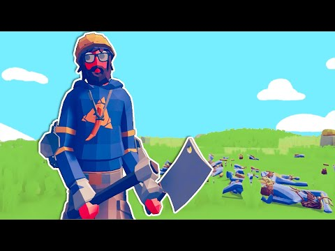 THESE VIEWER Units Are The BEST UNITS EVER in Totally Accurate Battle Simulator