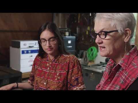 Book artist Felicia Rice, VISIONARIES episode