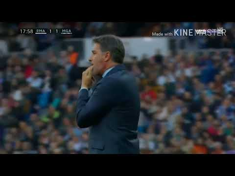 Real Madrid 3-2 Malaga - All Goals and Extended Highlights - La Liga 25/11/2017 HD